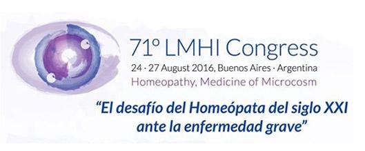 71º LMHI CongressBuenos Aires - Argentina