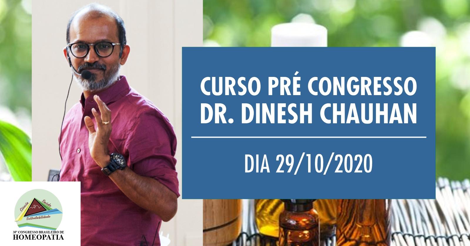 CURSO PRÉ CONGRESSO / 2020