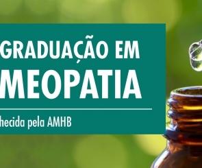 Pós Graduação em Homeopatia | Turmas 2020