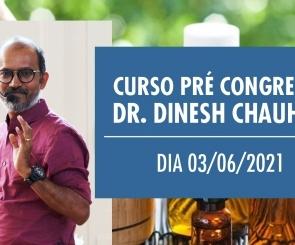 Curso Pré Congresso | 03/06/21