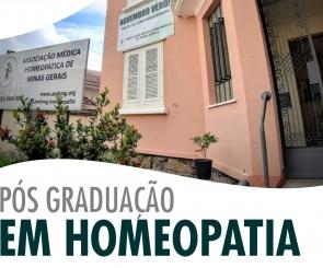 Pós Graduação em Homeopatia | Turmas 2021